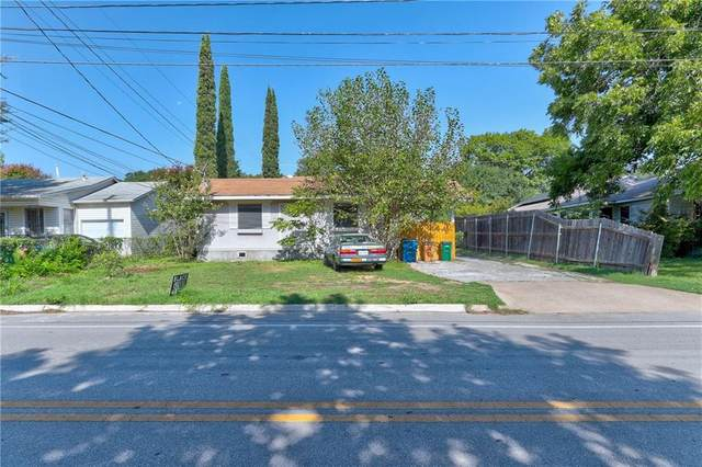 5204 Guadalupe St, Austin, TX 78751 (#2935212) :: Papasan Real Estate Team @ Keller Williams Realty