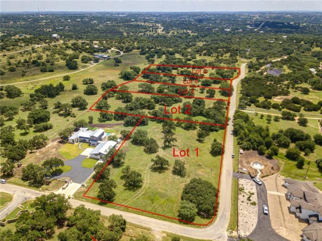 TBD - lot 5 Deerfield Rd, Dripping Springs, TX 78620 (#2975850) :: The Gregory Group