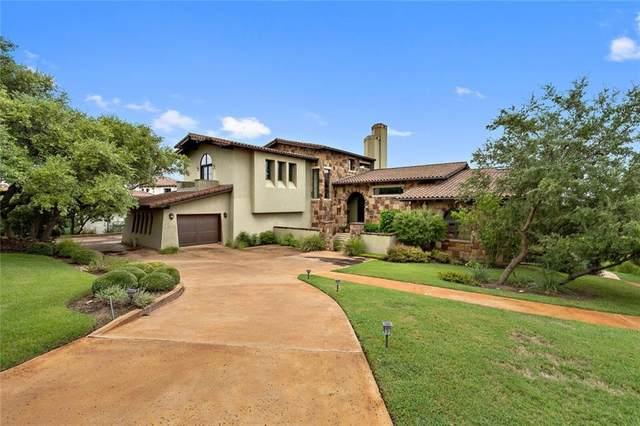 12912 Hacienda Rdg, Austin, TX 78738 (MLS #3033425) :: Brautigan Realty