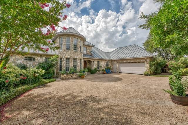 3200 Pack Saddle Dr, Horseshoe Bay, TX 78657 (#3112259) :: Green City Realty