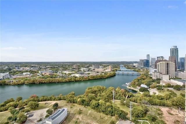 70 Rainey St #2506, Austin, TX 78701 (#3118884) :: Azuri Group | All City Real Estate