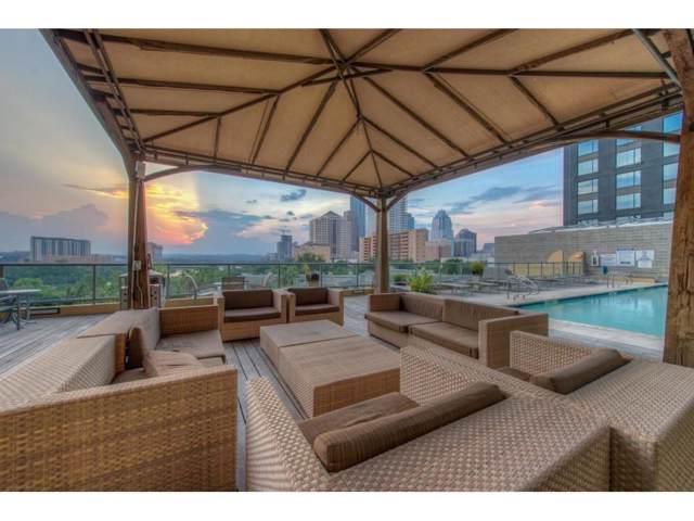 603 Davis St #703, Austin, TX 78701 (#3147907) :: Douglas Residential