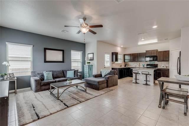 263 Circle Way, Jarrell, TX 76537 (#3148732) :: Service First Real Estate