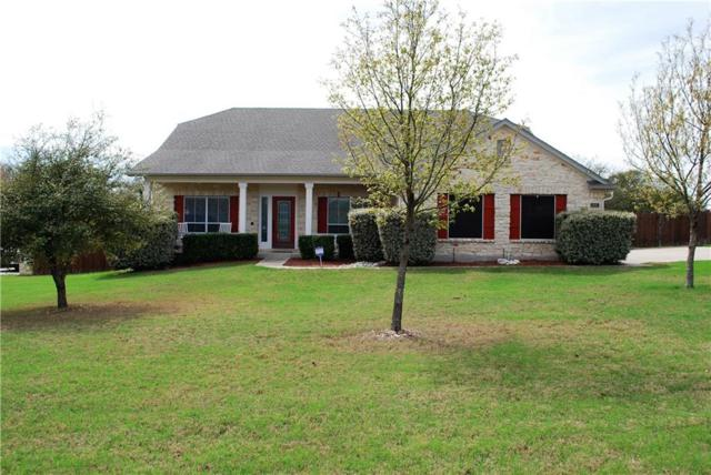 630 Speed Horse, Liberty Hill, TX 78642 (#3151549) :: RE/MAX Capital City