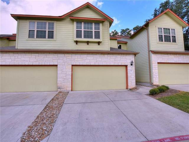 2410 Great Oaks Dr #303, Round Rock, TX 78681 (#3184752) :: Papasan Real Estate Team @ Keller Williams Realty