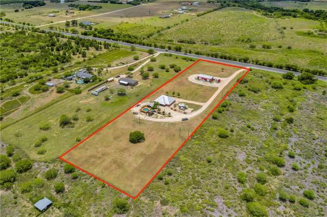 14980 San Marcos Highway, Martindale, TX 78655 (#3205170) :: First Texas Brokerage Company