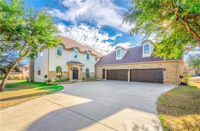 101 Big Horn Cv, Liberty Hill, TX 78642 (#3209856) :: The Perry Henderson Group at Berkshire Hathaway Texas Realty