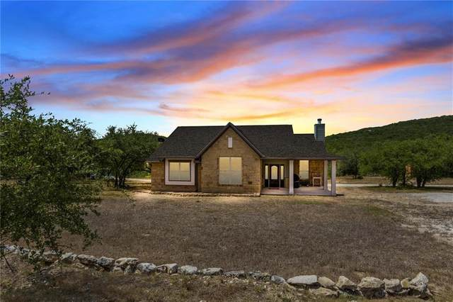 10713 Deer Canyon Rd, Jonestown, TX 78645 (MLS #3262752) :: Brautigan Realty