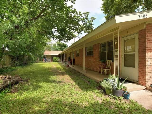 3406 Speedway, Austin, TX 78705 (#3301219) :: Papasan Real Estate Team @ Keller Williams Realty