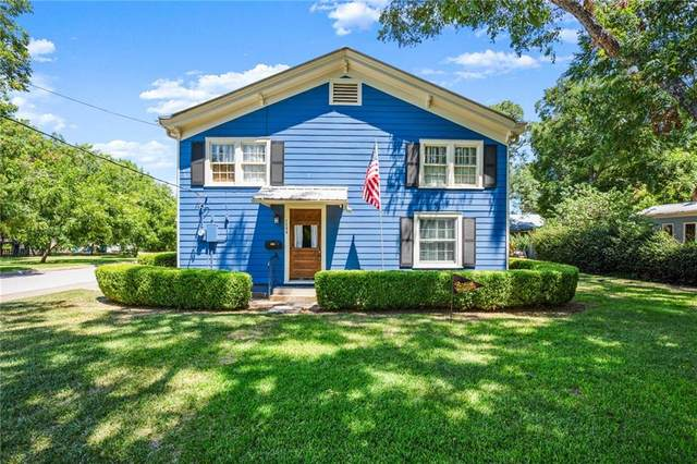 1209 Pecan St, Bastrop, TX 78602 (MLS #3389676) :: Vista Real Estate