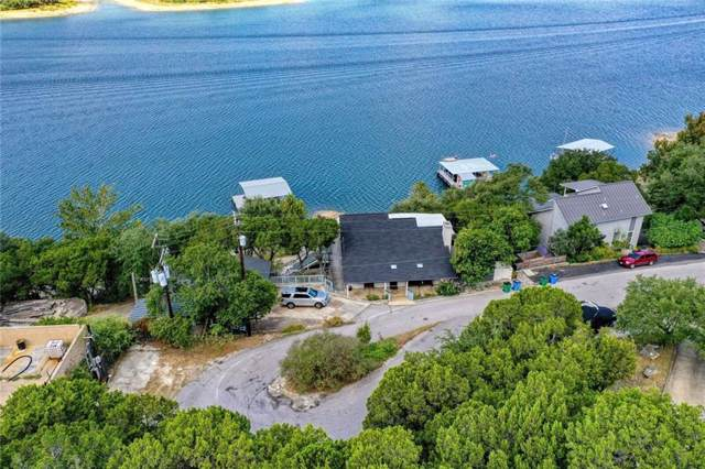 5901 Lakeshore Dr, Lago Vista, TX 78645 (#3395369) :: The Summers Group