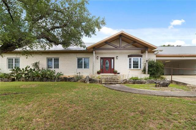 201 Hugo Rd, San Marcos, TX 78666 (#3401197) :: RE/MAX Capital City