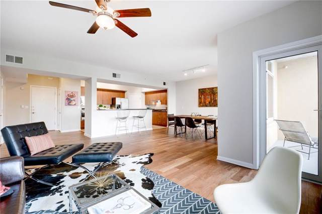 54 Rainey St #1018, Austin, TX 78701 (#3436613) :: The Perry Henderson Group at Berkshire Hathaway Texas Realty