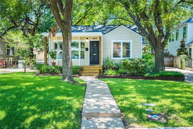 4803 Sinclair Ave, Austin, TX 78756 (#3457280) :: The Perry Henderson Group at Berkshire Hathaway Texas Realty