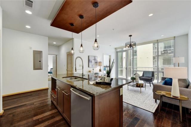 1600 Barton Springs Rd #5302, Austin, TX 78704 (#3470210) :: Ana Luxury Homes