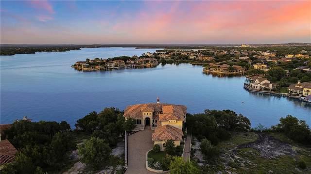 1313 Apache Tears, Horseshoe Bay, TX 78657 (MLS #3517362) :: Vista Real Estate