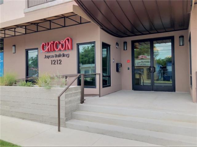 1212 Chicon St #204, Austin, TX 78702 (#3534318) :: Austin International Group LLC