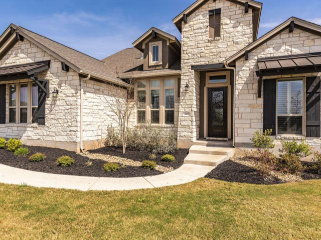 440 Bold Sundown, Liberty Hill, TX 78642 (#3550626) :: Lancashire Group at Keller Williams Realty