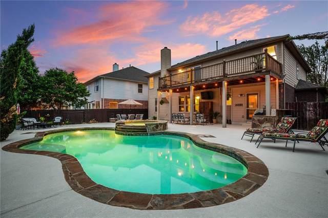705 Crestwood Ln, Round Rock, TX 78665 (#3580189) :: Zina & Co. Real Estate