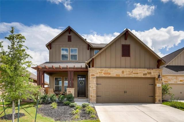 609 Blue Agave Ln, Georgetown, TX 78626 (#3626544) :: The ZinaSells Group