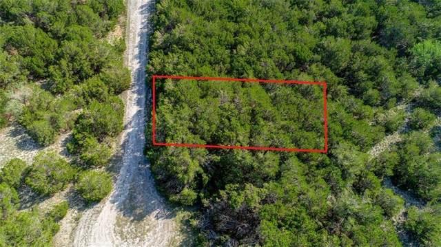 8605 Tegua Cv, Lago Vista, TX 78645 (#3638395) :: Papasan Real Estate Team @ Keller Williams Realty