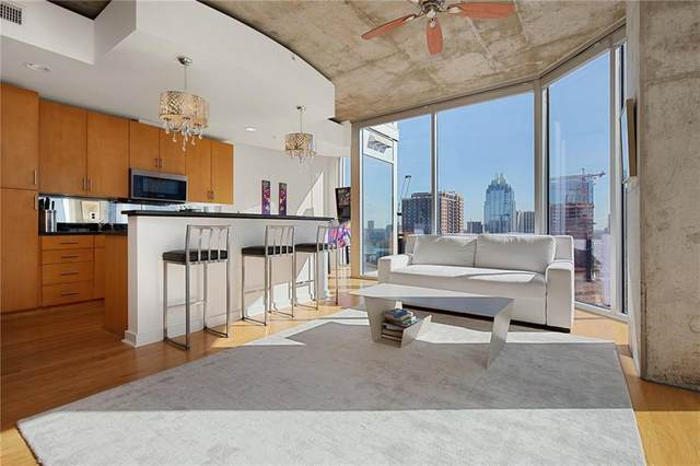 360 Nueces St #1801, Austin, TX 78701 (#3693367) :: The Summers Group