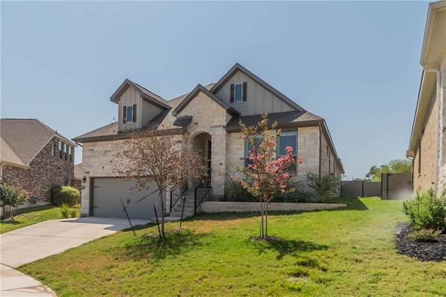 4221 Mercer Rd, Georgetown, TX 78628 (MLS #3702070) :: Brautigan Realty