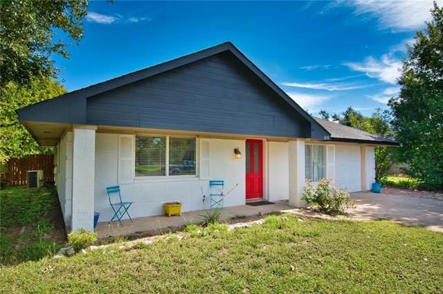 610 Bentwood Dr, Leander, TX 78641 (#3734427) :: Papasan Real Estate Team @ Keller Williams Realty