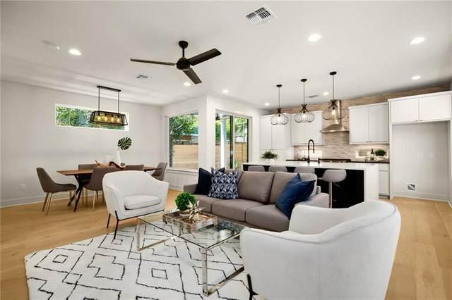 1306 Navasota St, Austin, TX 78702 (#3737444) :: Papasan Real Estate Team @ Keller Williams Realty