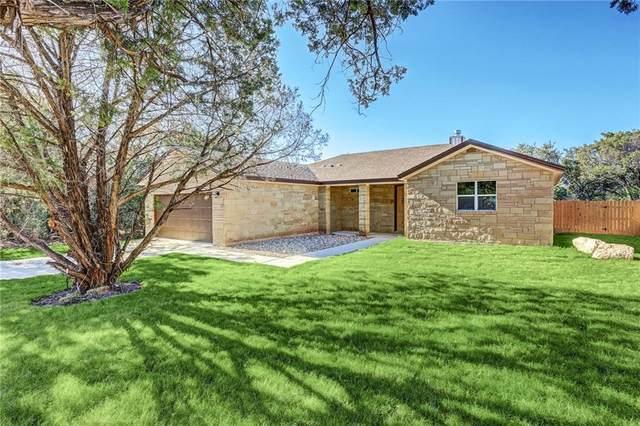 3604 Roosevelt Cv, Lago Vista, TX 78645 (#3748555) :: First Texas Brokerage Company