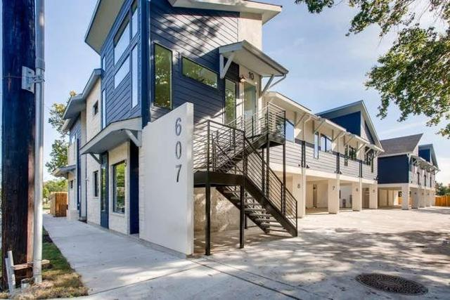607 W Saint Johns Ave #6, Austin, TX 78752 (#3888728) :: Watters International