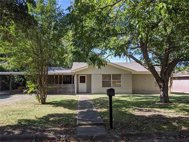 904 Kirk St, Taylor, TX 76574 (#3947546) :: RE/MAX IDEAL REALTY