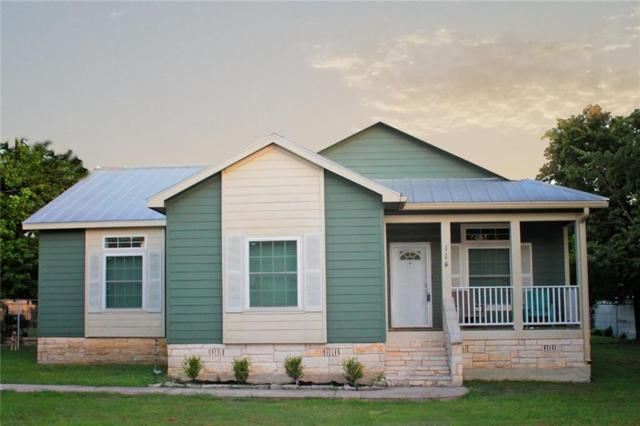 119 Hickman St, Liberty Hill, TX 78642 (#3952769) :: The Perry Henderson Group at Berkshire Hathaway Texas Realty