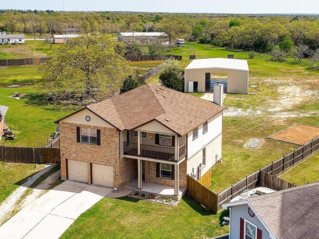 116 Wildflower Cv, Cedar Creek, TX 78612 (#3978792) :: The Perry Henderson Group at Berkshire Hathaway Texas Realty