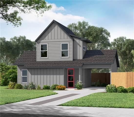 1307 Cedar Ave #2, Austin, TX 78702 (MLS #4013131) :: Brautigan Realty