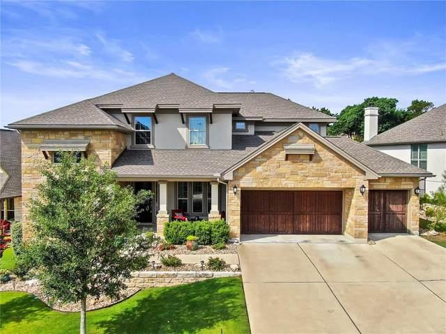 3501 Venezia Vw, Leander, TX 78641 (#4016479) :: Ben Kinney Real Estate Team