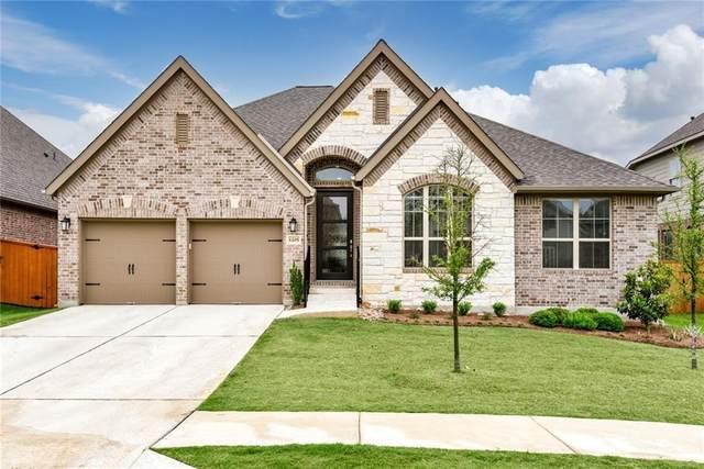 1205 Lakeside Ranch Rd, Georgetown, TX 78633 (#4016540) :: Sunburst Realty