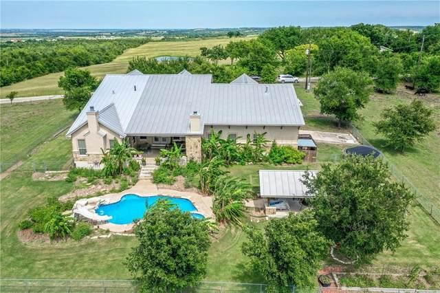 441 Herrmann Hill, Kingsbury, TX 78638 (#4025212) :: Papasan Real Estate Team @ Keller Williams Realty