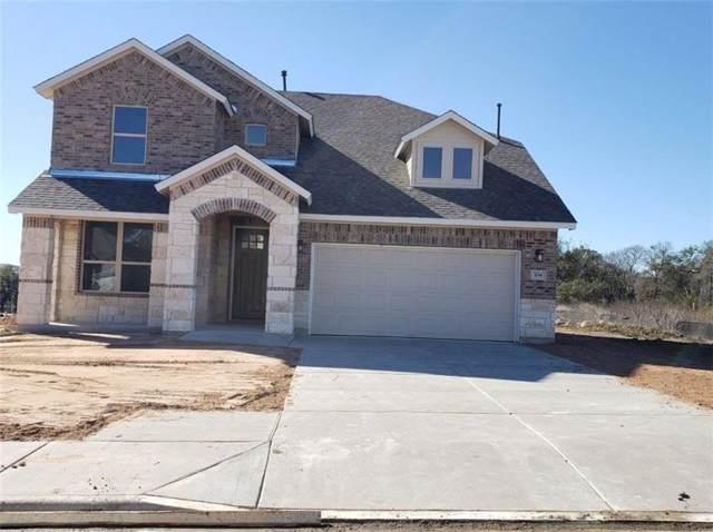104 Meadow Wood Cv, Georgetown, TX 78626 (#4111600) :: R3 Marketing Group