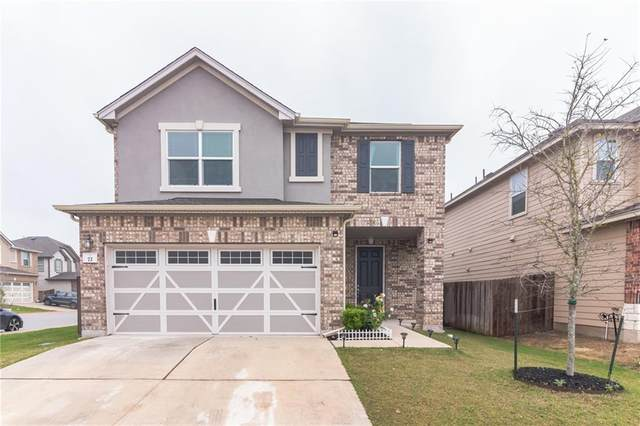 2950 E Old Settlers Blvd #72, Round Rock, TX 78665 (#4159692) :: Azuri Group | All City Real Estate