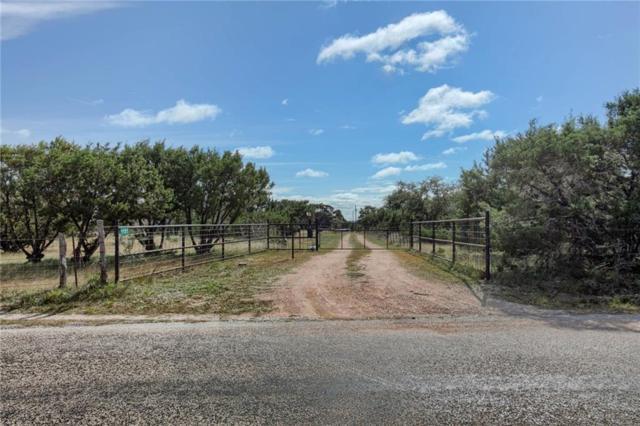 1151 County Road 202, Burnet, TX 78611 (#4167800) :: The ZinaSells Group