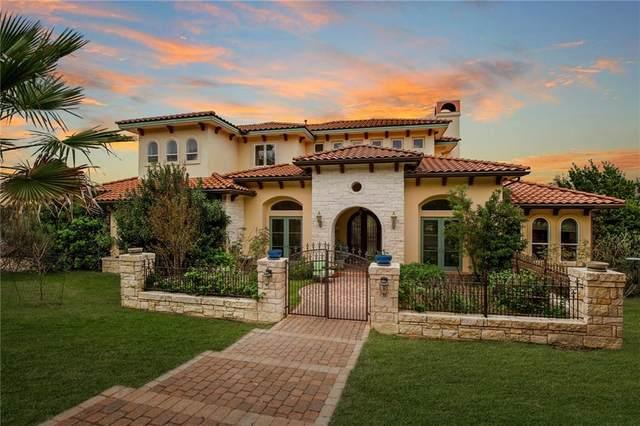 402 N Angel Light Dr, Spicewood, TX 78669 (#4204060) :: Papasan Real Estate Team @ Keller Williams Realty