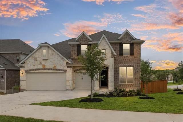 102 Barton Run Dr, Georgetown, TX 78628 (#4242213) :: Papasan Real Estate Team @ Keller Williams Realty