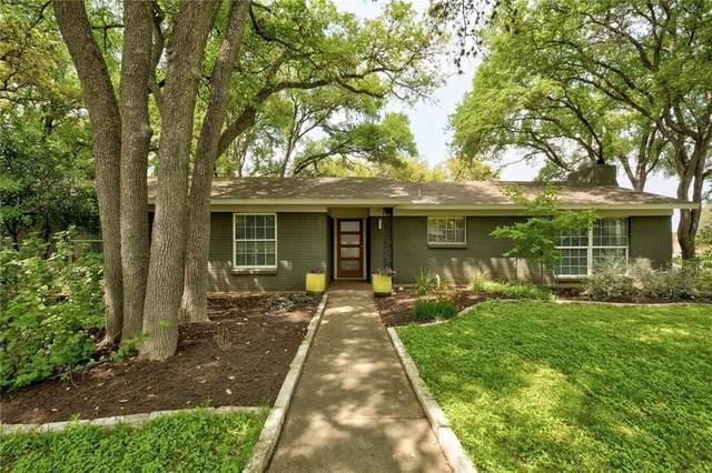 2118 Barton Hills Dr, Austin, TX 78704 (#4286181) :: Umlauf Properties Group