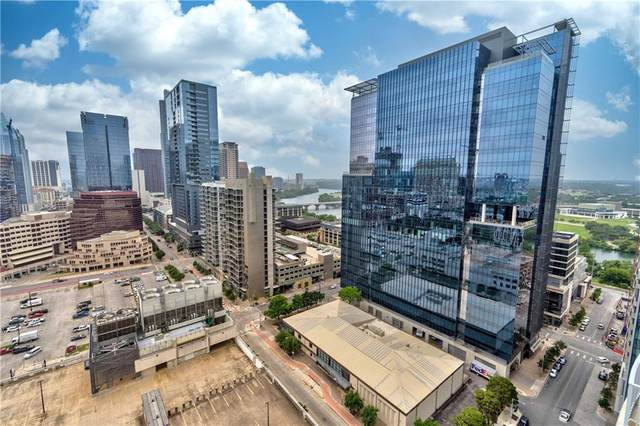 360 Nueces St #2107, Austin, TX 78701 (#4306948) :: Watters International