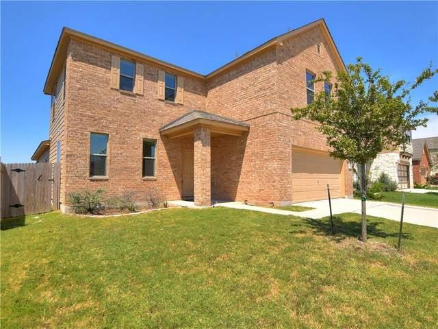 13708 Great Society St, Manor, TX 78653 (#4337116) :: Papasan Real Estate Team @ Keller Williams Realty