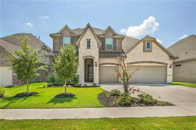 932 Inge Ln, Leander, TX 78641 (#4344155) :: Lancashire Group at Keller Williams Realty