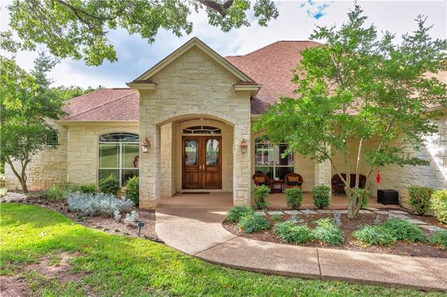 205 Shady Elm, Georgetown, TX 78633 (#4348952) :: The Perry Henderson Group at Berkshire Hathaway Texas Realty