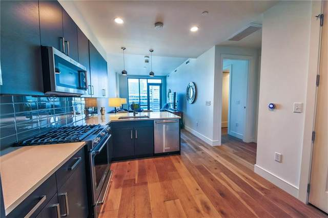 222 West Ave #2907, Austin, TX 78701 (#4378951) :: The Heyl Group at Keller Williams