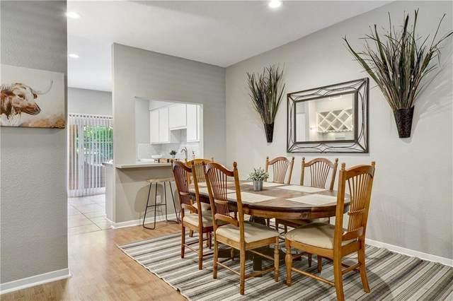 3200 Duval St #207, Austin, TX 78705 (#4517658) :: Zina & Co. Real Estate
